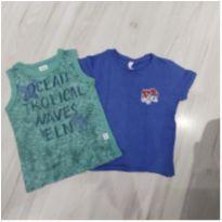 Kit camisetas verao tamanho 3 - 3 anos - Elian