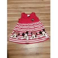 Vestido Minie - 3 meses - Disney baby