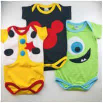 Body`s divertidos - 9 a 12 meses - Mini encanto
