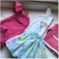 Lote de roupas importadas marca Gymbore - 9 a 12 meses - Gymboree