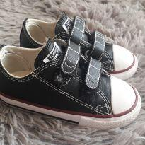 All Star - Velcro e Couro - 21 - ALL STAR - Converse