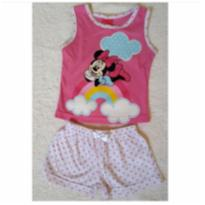 Pijama Minnie Mouse - 1 ano - Disney