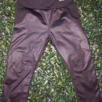 calça Montaria marrom tamanho 3 - 24 a 36 meses - kidin´s