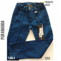 Calça jeans Puramania NOVA - 4 anos - Puramania