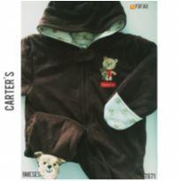 Macacão fofão, com capuz, Carter`s - 9 meses - carter`s, baby gap, zara