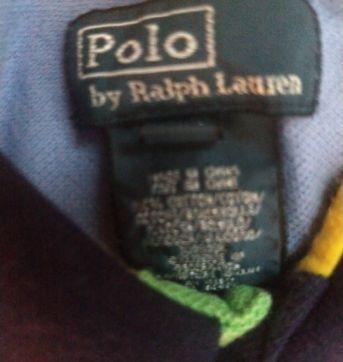 Camisa polo Polo Ralph Lauren, original - 18 meses - Ralph Lauren