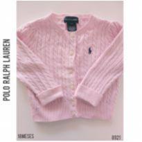 Cardigan Polo Ralph Lauren Original - 18 meses - Ralph Lauren