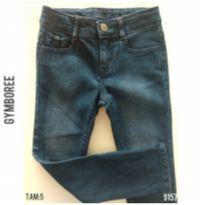 Calça jeans feminina Gymboree - 5 anos - Gymboree