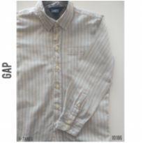 Camisa social GAP - 6 anos - GAP