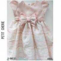 Vestido de festa Petit Cherie