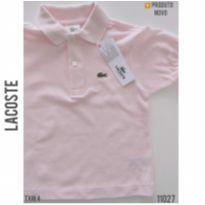Camisa polo Lacoste, NOVA com etiqueta - 4 anos - Lacoste