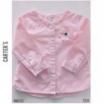 Camisa Carters - 9 meses - Carter`s e carter`s, baby gap, zara
