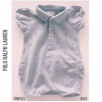 Macacão curto, romper Ralph Lauren - 1 ano - Ralph Lauren e Polo Ralph Lauren