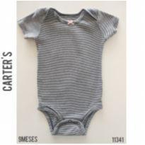 Body Carter`s - 9 meses - Carter`s e carter`s, baby gap, zara