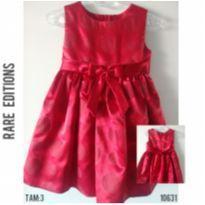 Vestido de festa Rare Editions - 3 anos - Rare Editions
