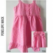 Vestido Penelope Mack - 2 anos - Penelope Mack