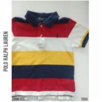 Camisa polo Ralph Lauren - 2 anos - Ralph Lauren e Polo Ralph Lauren