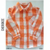 Camisa casual Cherokee - 2 anos - Cherokee