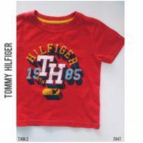 Camiseta infantil Tommy Hilfiger - 2 anos - Tommy Hilfiger