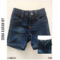 Bermuda jeans DKNY - 3 a 6 meses - DKNY e DKNY, reebok