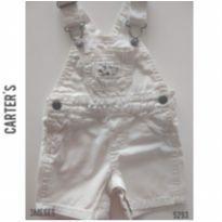 Jardineira Carter`s - 3 meses - Carter`s e carter`s, baby gap, zara