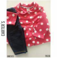 Conjunto Carter`s - 6 meses - Carter`s e carter`s, baby gap, zara