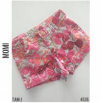 Shorts Momi - 1 ano - Momi
