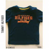 Camiseta infantil Tommy Hilfiger - 9 a 12 meses - Tommy Hilfiger