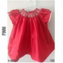 Vestido de tafetá Pinni - 6 a 9 meses - Pinni