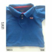 Camisa polo Levi`s - 18 meses - Levi`s