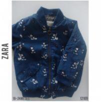 Jaqueta Mickey Zara - 18 a 24 meses - Zara e Zara Baby
