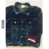 Jaqueta jeans Hering - 2 anos - Hering Kids e Hering