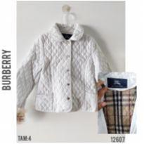Casaco Burberry - 4 anos - Burberry e Burberry inspired