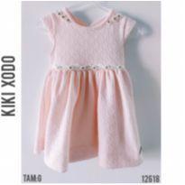 Vestido Kiki Xodó - 9 a 12 meses - Kiki Xodó