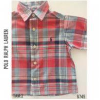 Camisa casual Ralph Lauren - 2 anos - Ralph Lauren