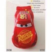 Carro Interativo Relâmpago McQueen -  - Mattel e Disney