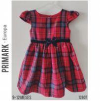 Vestido de festa Primark - 9 a 12 meses - Primark
