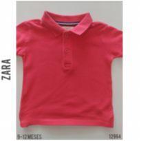 Camisa polo Zara