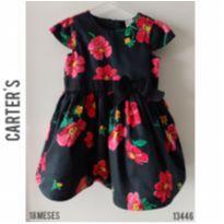 Vestido de festa Carter`s - 18 meses - Carter`s e carter`s, baby gap, zara