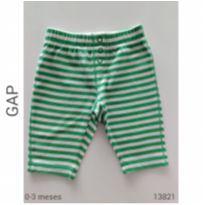 Calça Gap - 0 a 3 meses - Baby Gap e GAP