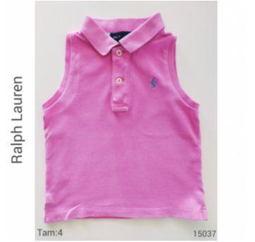 Camisa Ralph Lauren - 4 anos - Ralph Lauren e Polo Ralph Lauren