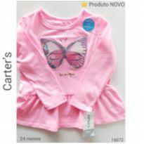Blusa Carter`s NOVA - 18 a 24 meses - Carter`s e carter`s, baby gap, zara