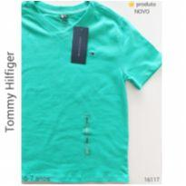 Camiseta Tommy Hilfiger NOVA - 6 anos - Tommy Hilfiger