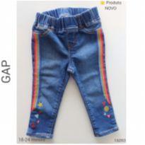 Calça GAP, nova - 18 a 24 meses - Baby Gap e GAP