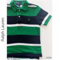 Camisa polo Ralph Lauren - 3 anos - Ralph Lauren e Polo Ralph Lauren