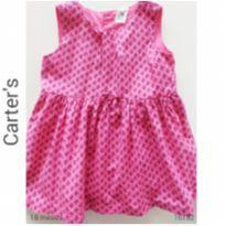 Vestido Carter`s - 18 meses - Carter`s e carter`s, baby gap, zara