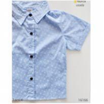 Camisa masculina, NOVA - 4 anos - Príncipe Mar