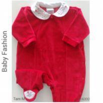 Macacão passeio, Baby Fashion - 6 a 9 meses - Baby fashion e Baby fashion; Vicky lipe; Teddy boom