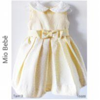 Vestido de festa, Mio Bebê - 2 anos - Mio Bebê