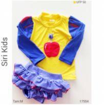 Conjunto praia Siri Kids - 6 a 9 meses - Siri Kids